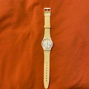 Vintage Swatch Watch 1987